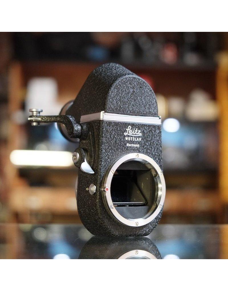 Leica Leitz Visoflex II reflex housing for most Leica M cameras.