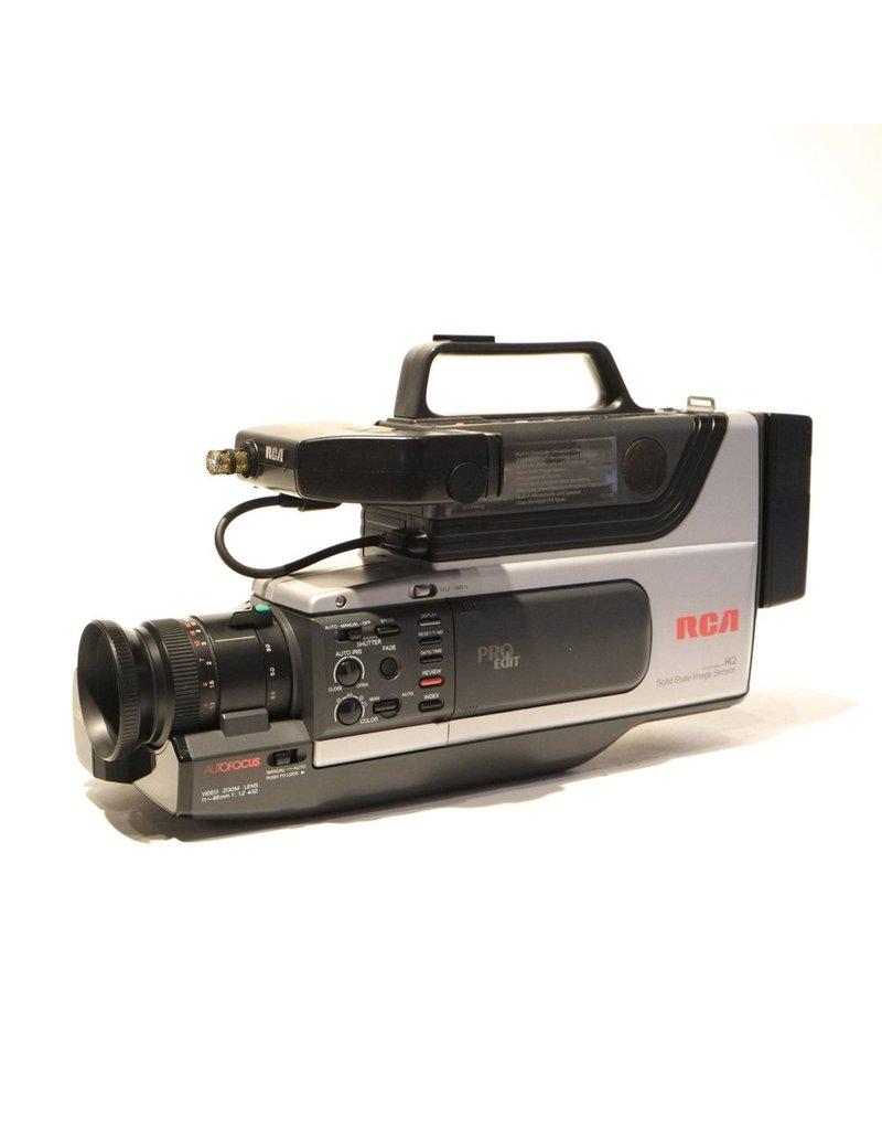 RCA RCA CC310 ProEdit VHS camcorder (c.1989)