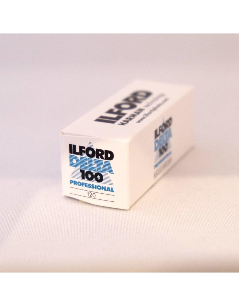 Ilford Ilford Delta 100 black and white film. 120.