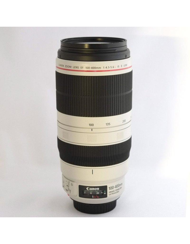 RENTAL Canon EF 100-400mm f4.5-5.6L IS II Rental.