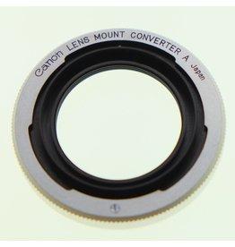 Canon Canon Lens Mount Converter A (LTM->FD)