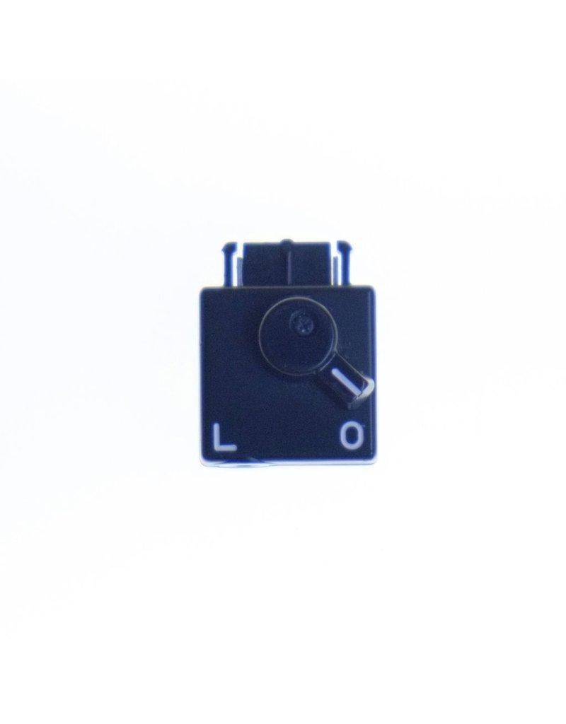 Mamiya Mamiya 645/RZ67 cable release adapter.