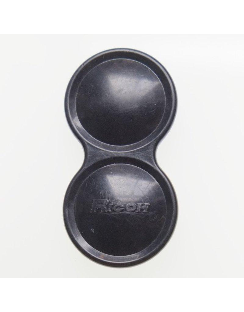 Ricoh Ricoh plastic TLR lenscap.