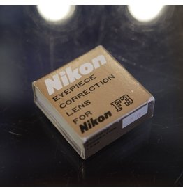 Nikon Nikon F3-type threaded eyepiece diopter, -2.