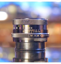 Carl Zeiss Carl Zeiss Planar 50mm f1.4 HFT.