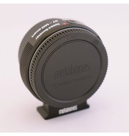 Metabones Metabones Contax/Yashica-Micro Four Thirds Speed Booster adapter.