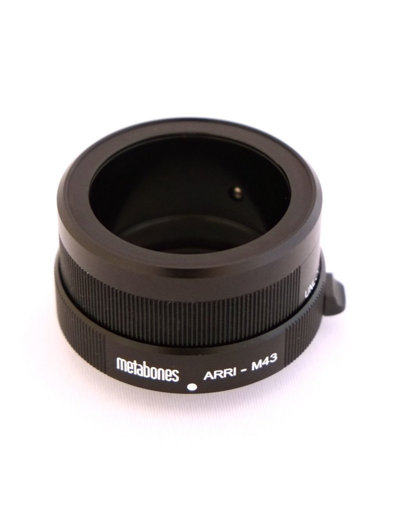 Metabones Metabones Arriflex-Micro Four Thirds adapter.