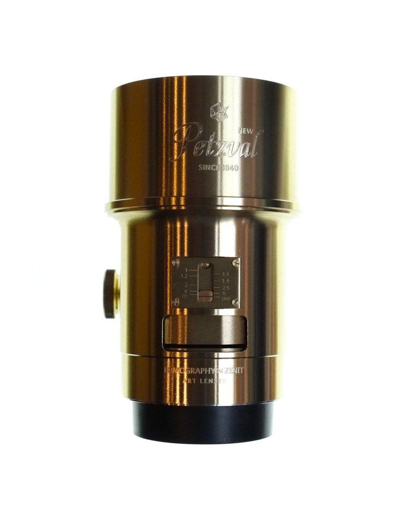 RENTAL Lomography/Zenit 85mm f2.2 Petzval Lens Rental.