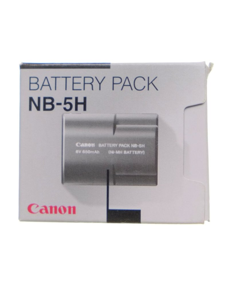 Canon Canon NB-5H Battery Pack.