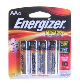 Energizer Energizer Max AA (1.5v) 4-pack.