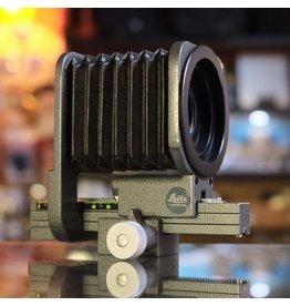 Leica Leitz 16556 Bellows II for Visoflex II and III.