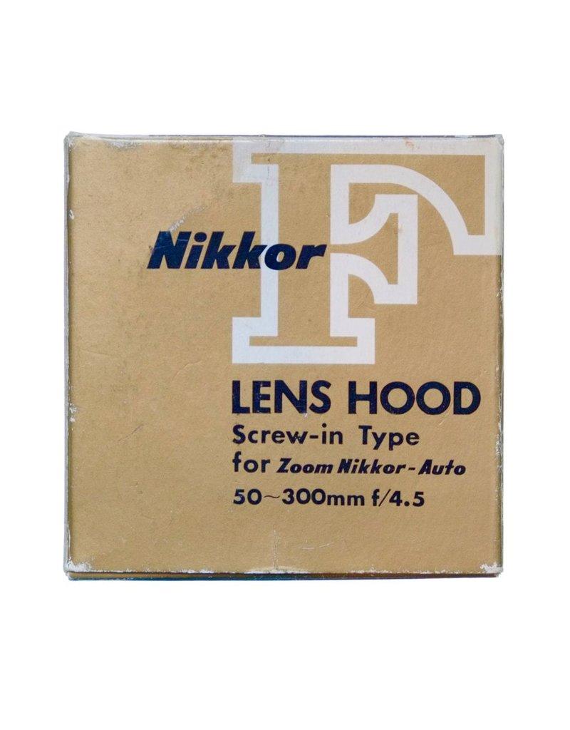 Nikon Nikon HN-11 lens hood.