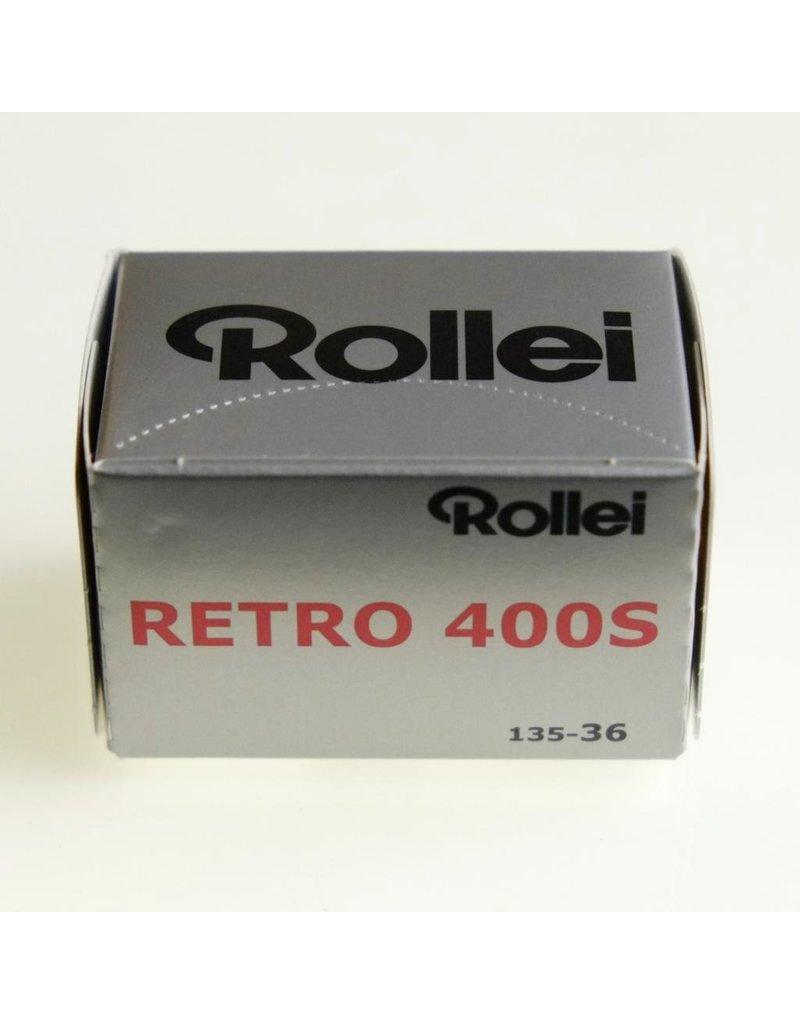 Rollei Rollei Retro 400s black and white film. 135/36