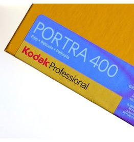 Kodak Kodak Portra 400 colour negative film. 4x5 (10 sheets)