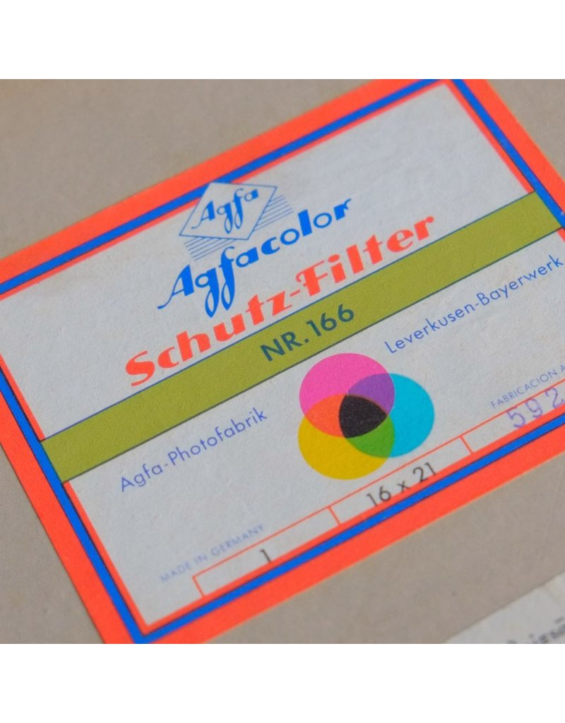 Agfa Agfa Schutz-Filter nr.166 (16x21cm)