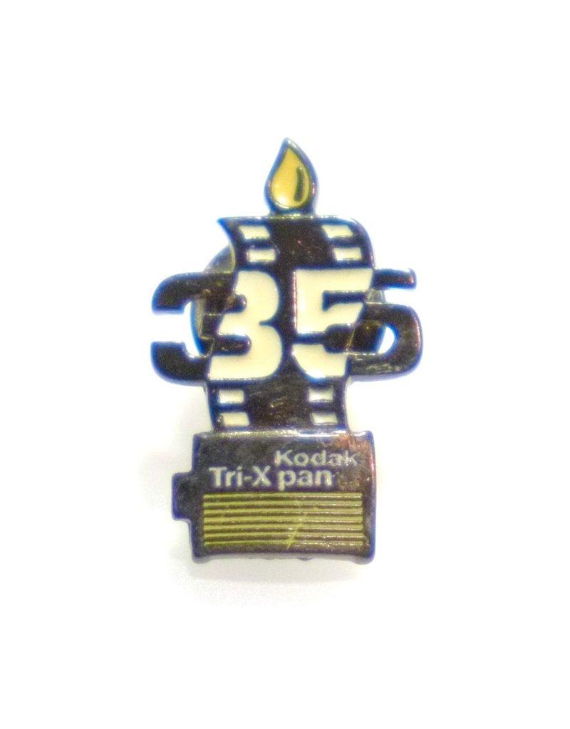 "Other ""Kodak Tri-X Pan 35"" pin."