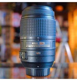 Nikon Nikon 55-300mm f4.5-5.6G ED DX VR AF-S Nikkor.