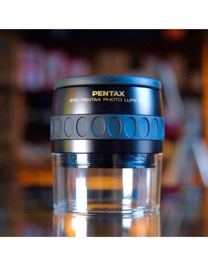 Pentax SMC Pentax Photo Lupe 5.5x.