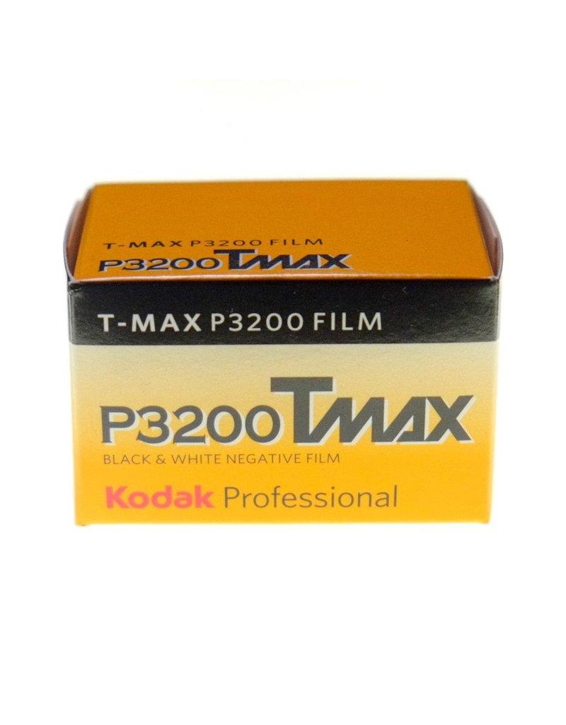 Kodak Kodak TMax P3200 black and white film. 135/36.
