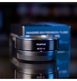 Fujifilm Fujifilm MCEX-16 Macro Extension Tube.