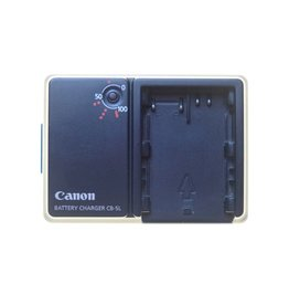 Canon Canon CB-5L charger for BP-511 batteries.