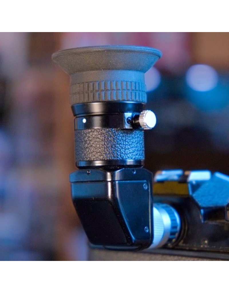 Nikon Nikon DR-3 right-angle viewfinder attachment.