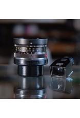 Leica Leitz Wetzlar Super-Angulon 21mm f3.4