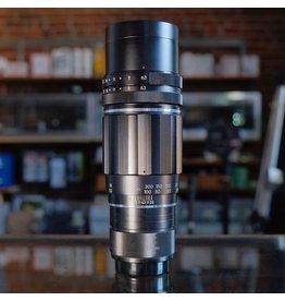 Pentax Asahi 300mm f6.3 Tele-Takumar.