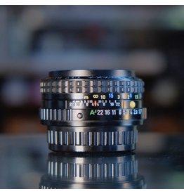 Pentax SMC Pentax-A 50mm f1.7