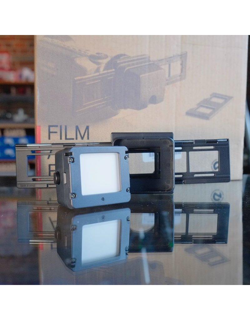Canon Canon FP-100 film copier attachment.