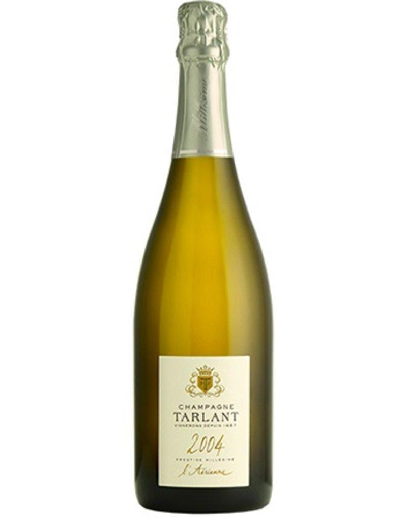 Champagne Tarlant L'Aerienne Brut Nature 2004
