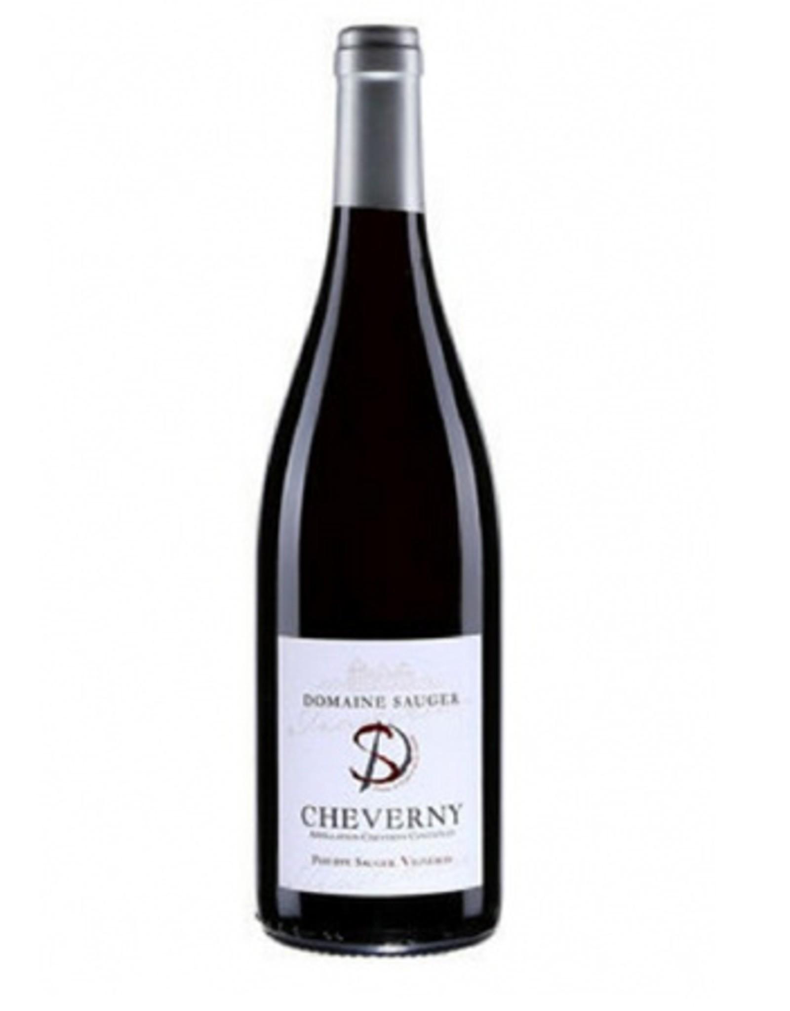 Domaine Sauger Cheverny Rouge Vielles Vignes 2016