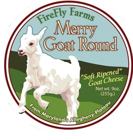 Firefly Farms Merry Goat Round 9oz