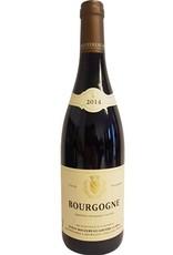 Hubert Bouzereau-Gruère et Filles Bourgogne Rouge 2015