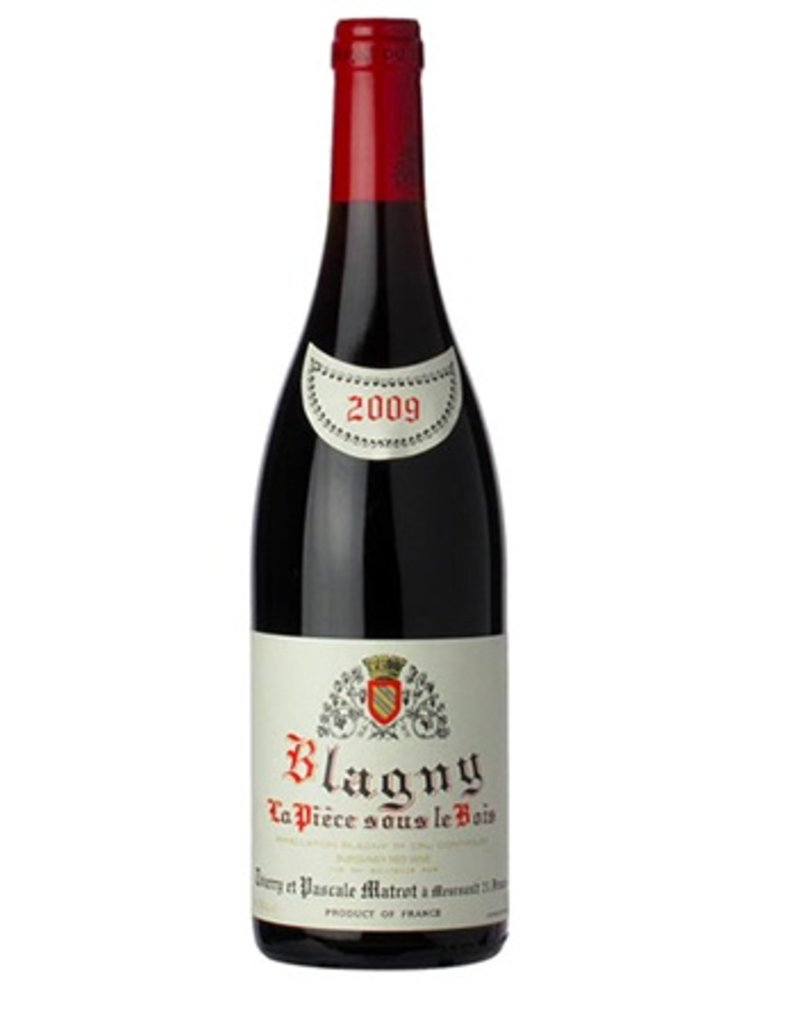 Thierry et Pascale Matrot Blagny 1er Cru Rouge 2014