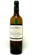Chateau des Gravieres Graves Blanc 2017