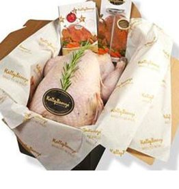 Kelly's Bronze Turkey 13-15lbs @ $12.99/lb
