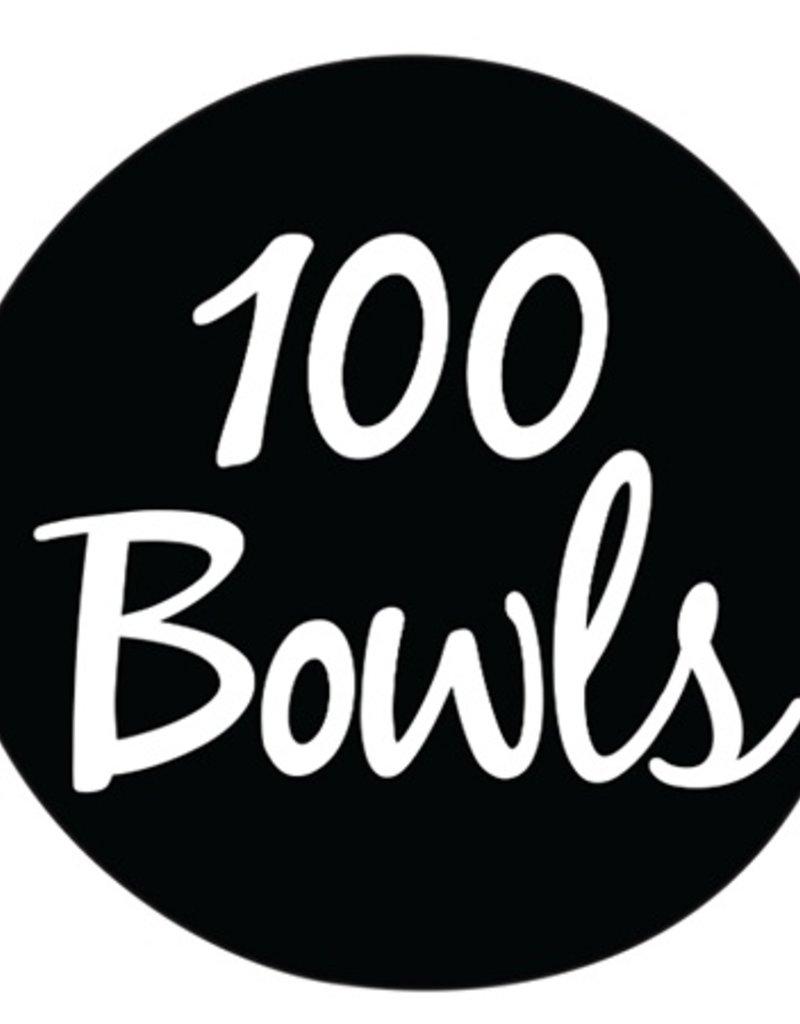 100 Bowls of Soup Bison Bone Broth Frozen