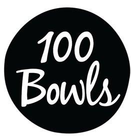 100 Bowls of Soup Turkey Bone Broth Frozen Quart