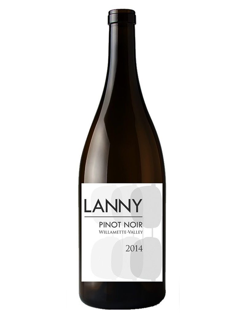 Lanny Lanny Pinot Noir Willamette Valley 2015