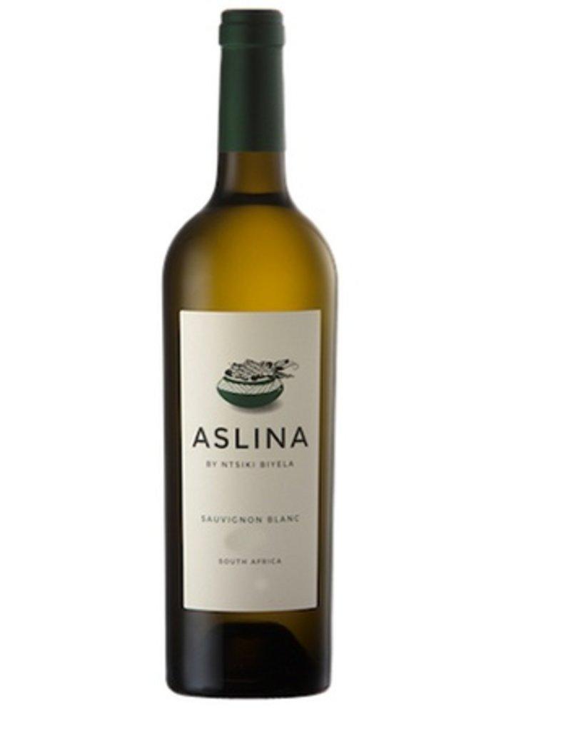 Aslina by Ntsiki Biyela Chardonnay South Africa 2017