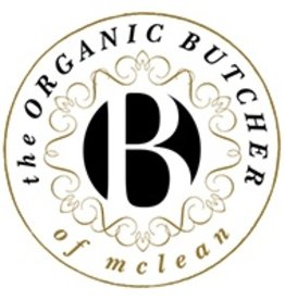 Organic Butcher Organic Butcher Potter's Cider Cranberry and Sage Sausage 1lb ground