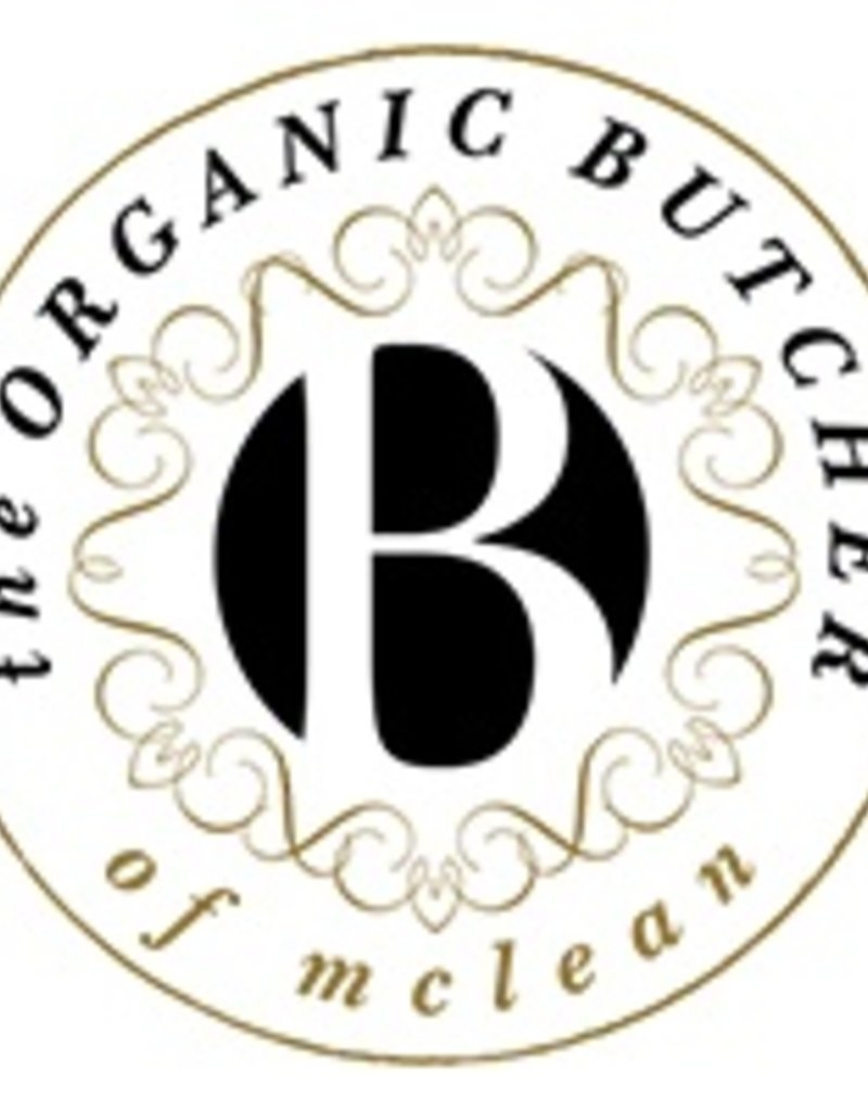 Organic Butcher Organic Butcher Potter's Cider Cranberry and Sage Sausage 1lb ground