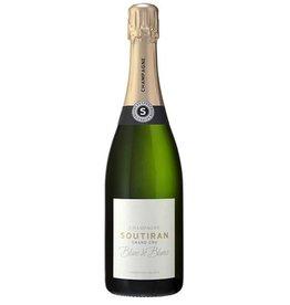 Soutiran Champagne Blanc de Blancs Grand Cru Non-Vintage