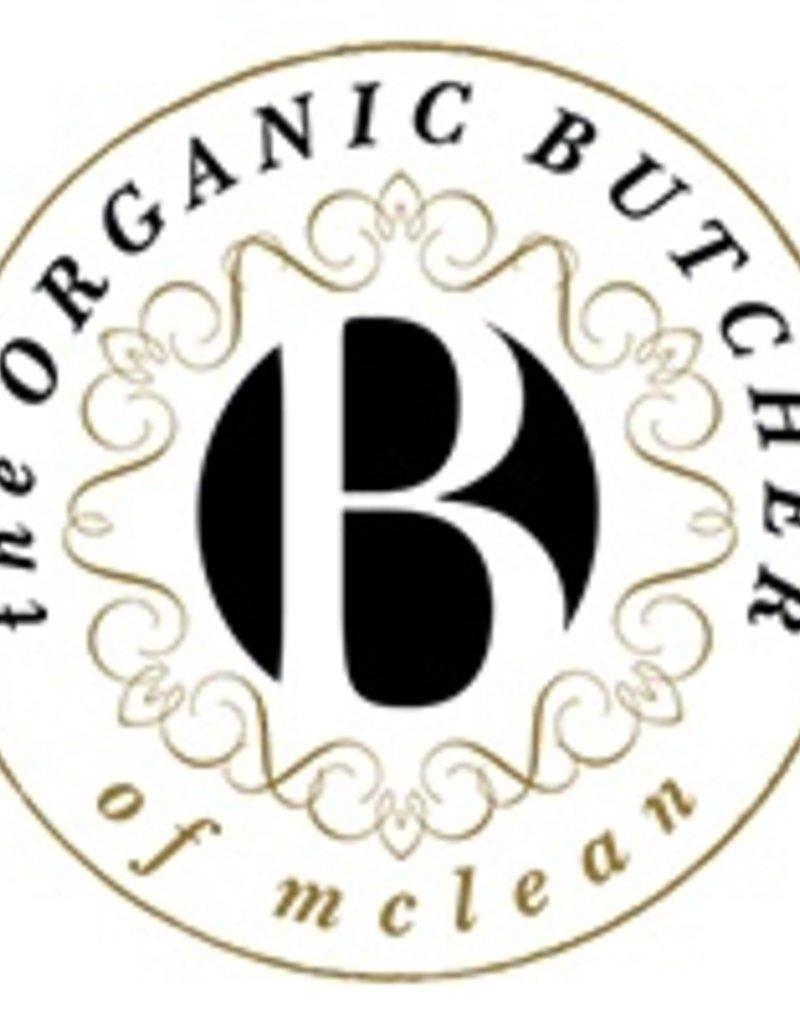 The Organic Butcher  Veal Chop Bone In $29.99/lb