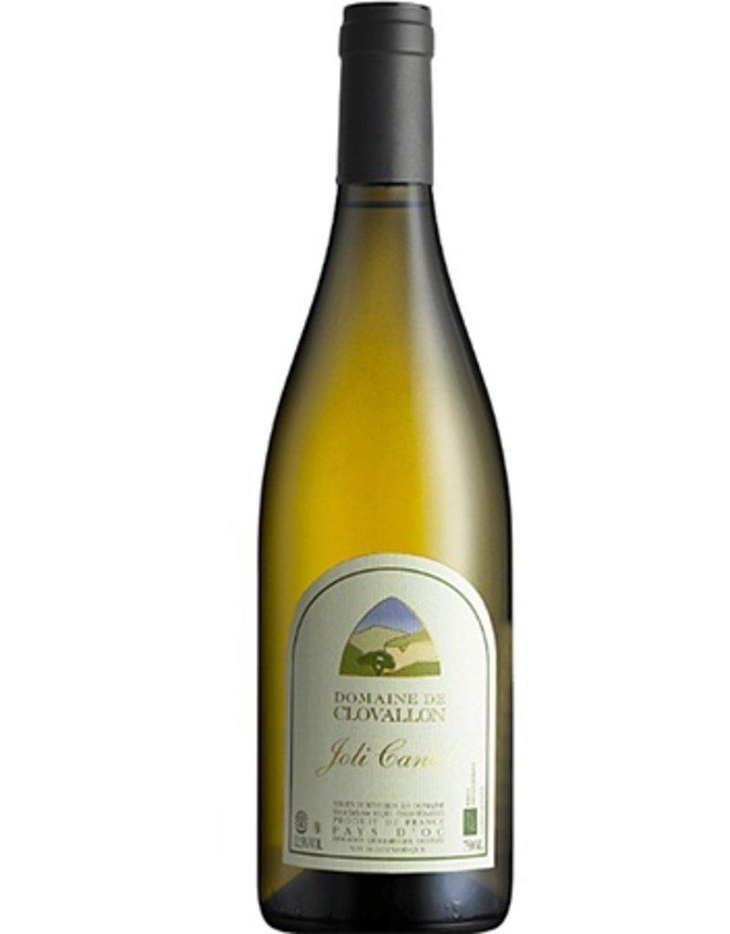Domaine Clovallon Joli Cantel Blanc Pays d'Oc 2013