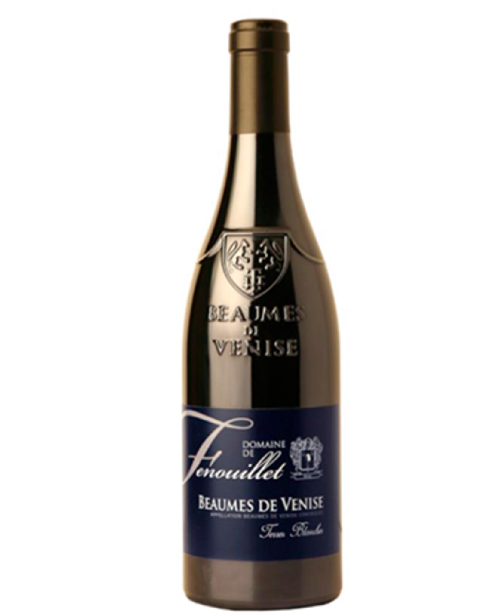 """Domaine de Fenouillet Beaumes de Venise Rouge """"Terres Blanches"""" 2018"""