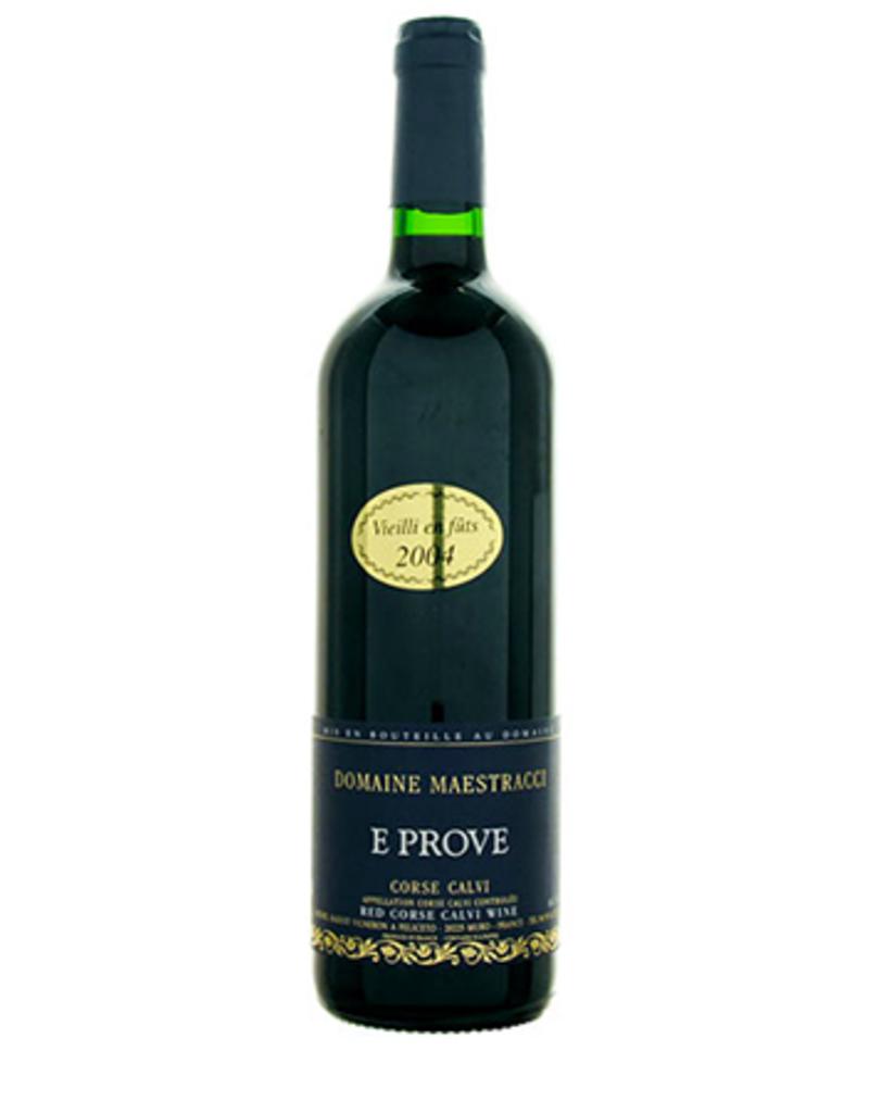 Maestracci E Prove Vermentino Vin de Corse Calvi 2017