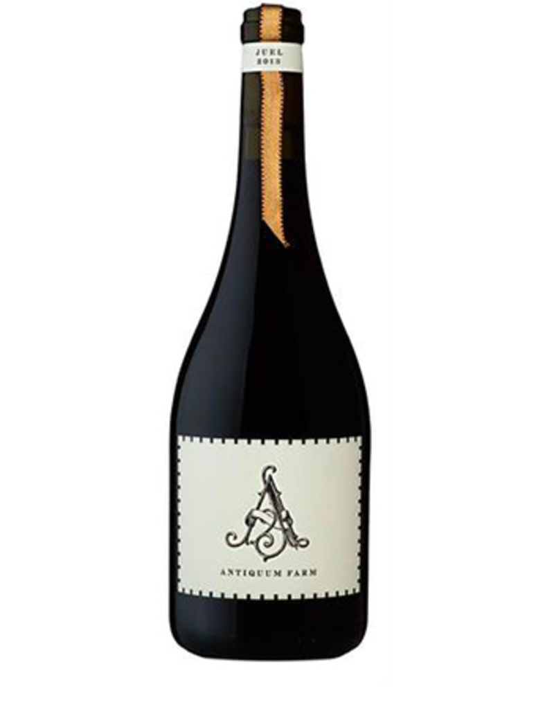 Antiquum Farm Luxuria Pinot Noir 2017