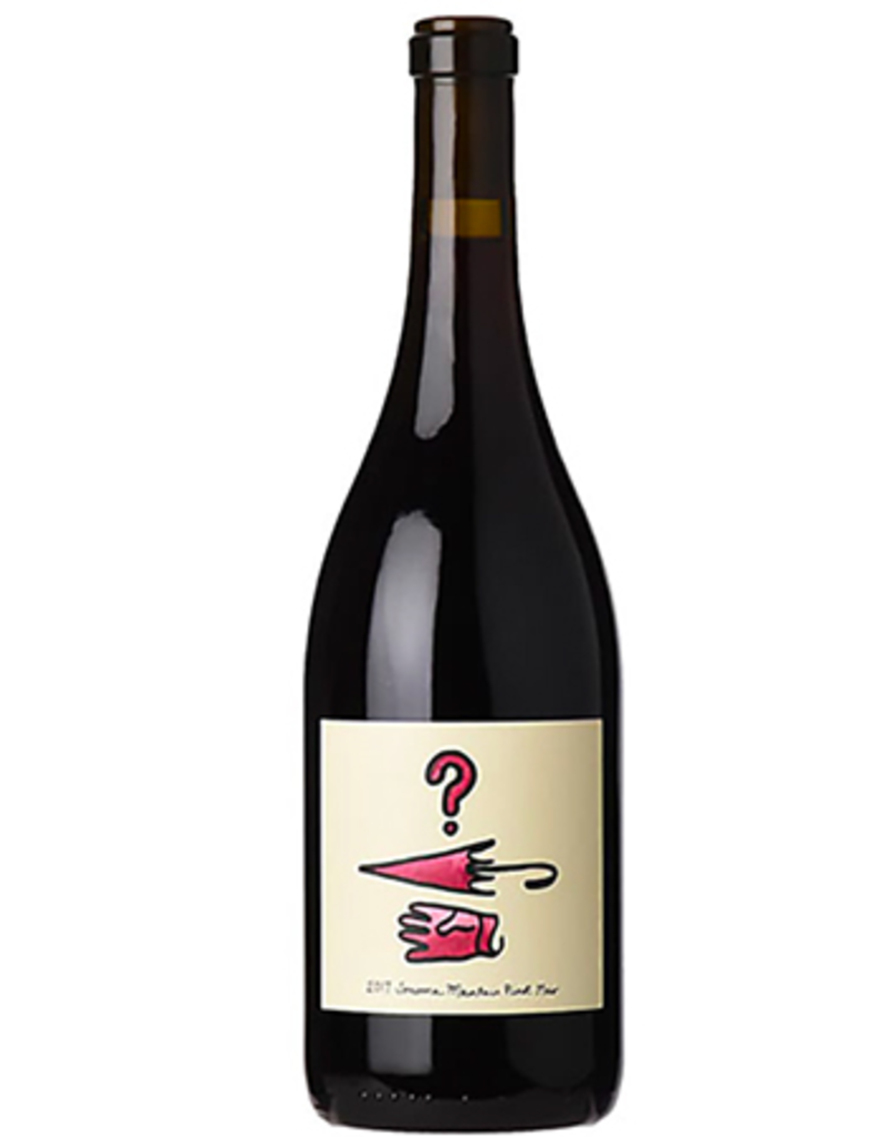 Lost and Found Sonoma Mountain Pinot Noir The Nines Vineyard 2017